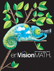 Scott Foresman-Addison Wesley Envision Math Grade 4 by Randall I Charles