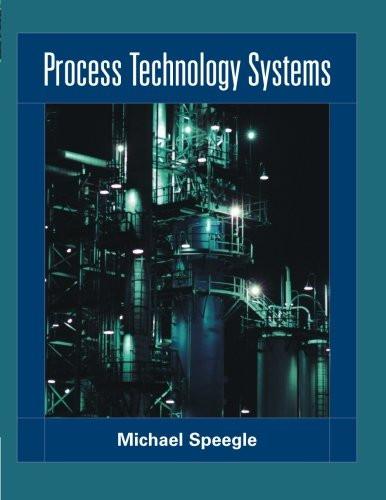 Process Technology Plant Operations