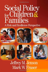 Social Policy For Children And Families by Jeffrey M Jenson