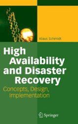 High Availability And Disaster Recovery