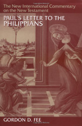 Paul's Letter To The Philippians by Gordon Fee