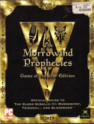 Morrowind Prophecies