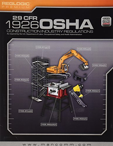 Osha Construction Regulations Book