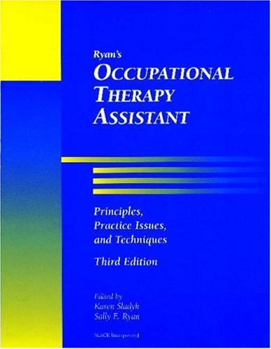 Ryan's Occupational Therapy Assistant