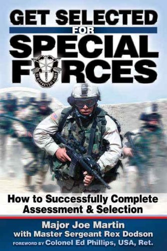 Get Selected! For Special Forces