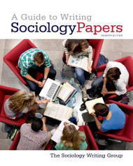Guide To Writing Sociology Papers