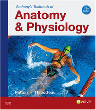 Anthony's Textbook Of Anatomy And Physiology by Gary Thibodeau