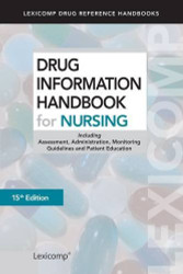 Drug Information Handbook For Nursing