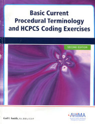 Basic Current Procedural Terminology And Hcpcs Coding Exercises