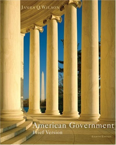 American Government Brief Edition