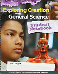 Exploring Creation With General Science Student Notebook