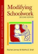 Modifying Schoolwork