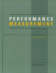 Performance Measurement - Harry Hatry