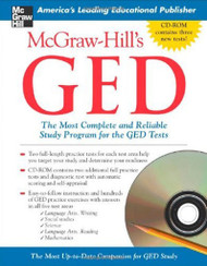 Mcgraw-Hill Education Preparation For The Ged Test With Dvd-Rom