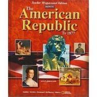 American Republic To 1877