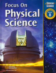 Focus On Physical Science Grade 8