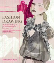 Fashion Drawing by Michele Wesen Bryant