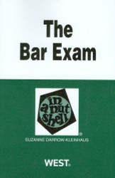 Bar Exam In A Nutshell