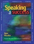 Speaking For Success