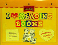 Reading I Love Reading Books Level 2.1 - 2.2 Reading The Nation's Choice