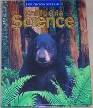 Science California Student Edition Single Volume Level 4