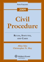 Siegel's Civil Procedure