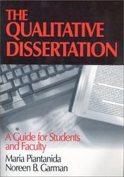 The Qualitative Dissertation - Maria Piantanida