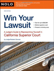 Win Your Lawsuit