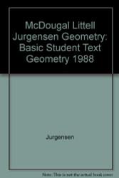 McDougal Littell Jurgensen Geometry