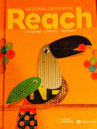 Reach Level D Student Anthology