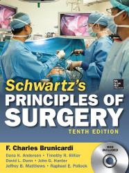 Schwartz's Principles Of Surgery