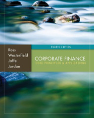 Corporate Finance Core Principles And Applications