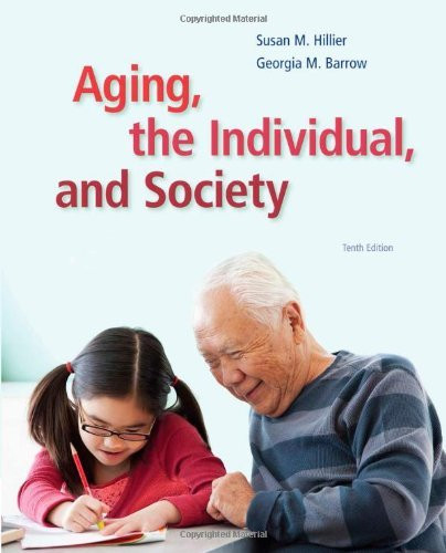 Aging The Individual And Society
