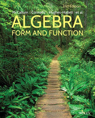 Algebra Form And Function
