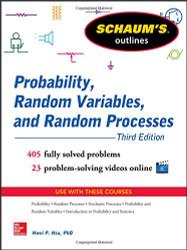 Schaum's Outline Of Probability Random Variables And Random Processes