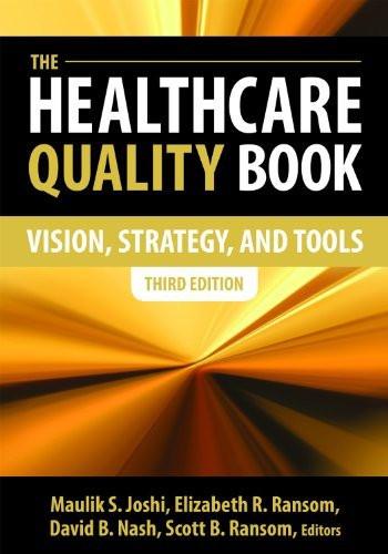 Healthcare Quality Book