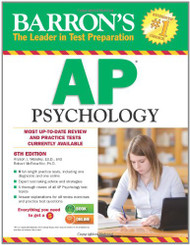 Barron's How To Prepare For The Advanced Placement Exam