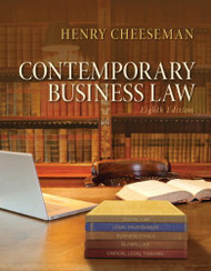 Contemporary Business Law