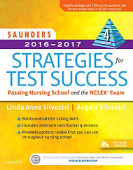 Saunders Strategies For Test Success Passing Nursing School And The Nclex Exam