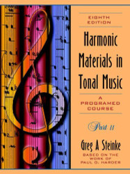 Harmonic Materials In Tonal Music Part 2