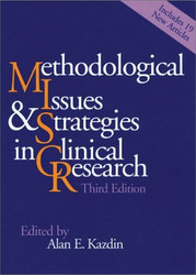 Methodological Issues and Strategies in Clincal Research