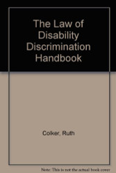 Law Of Disability Discrimination Handbook