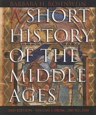 Short History Of The Middle Ages Volume 1