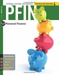 PFIN Personal Finance by Randall M Billingsley