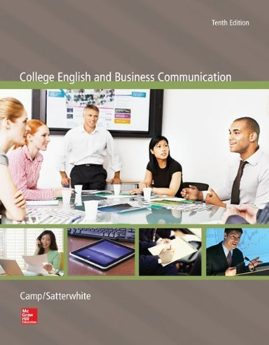 College English And Communication