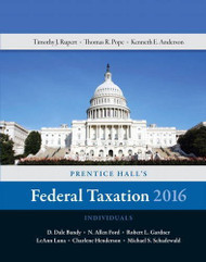 Prentice Hall's Taxation Individuals