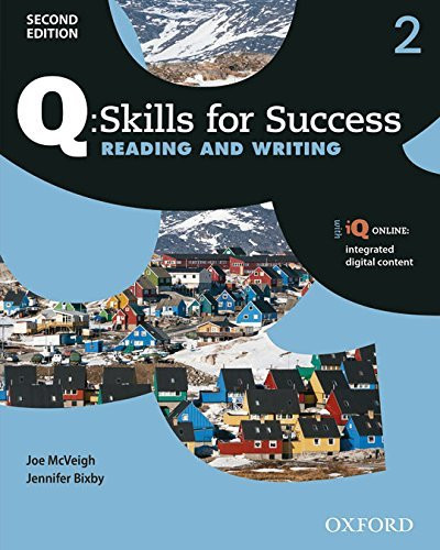 Q Skills For Success Reading & Writing