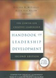 Center For Creative Leadership Handbook Of Leadership Development