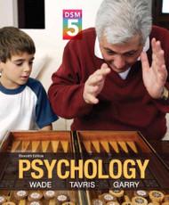 Psychology    Carole Wade