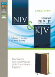 Niv And Kjv Parallel Bible Large Print